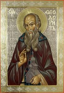 Преподобный Феодорит - основатель Понойского прихода (1533 г.) и первый проповедник Христа на Йоканьге